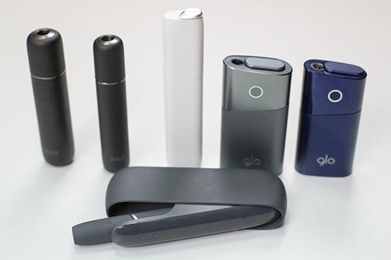 Какие альтернативные варианты существуют относительно курительного прибора IQOS