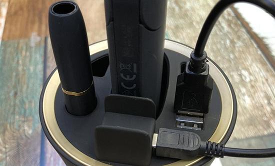 Обзор оригинальной автомобильной зарядки для IQOS