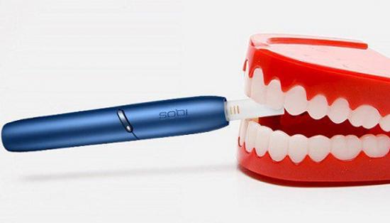 IQOS – причины, вызывающие боль в деснах и зубах. Способы решения проблемы, профилактика