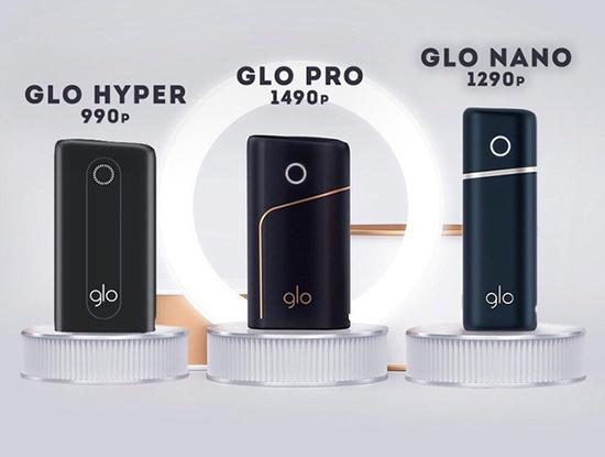 Что выбрать — GLO HYPER или GLO PRO?