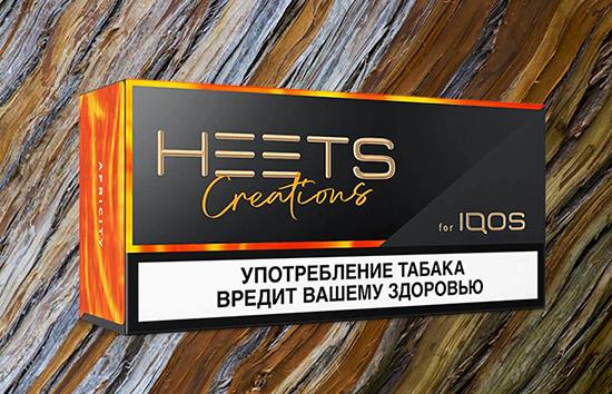 Описание всех вкусов стиков HEETS для IQOS