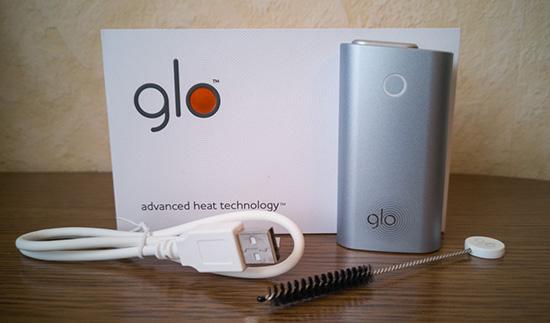 Инструкция по использованию системы нагревания табака GLO
