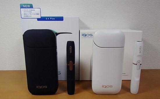 Нагреватель табака IQOS 2.4 – хорошая замена сигаретам