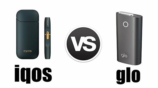Вечное противостояние двух моделей IQOS и GLO