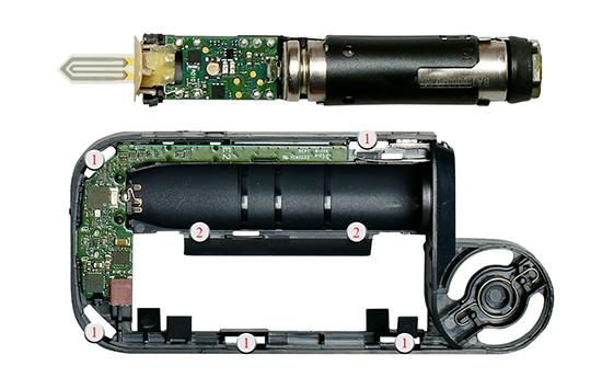 Инструкция по самостоятельной разборке устройства IQOS