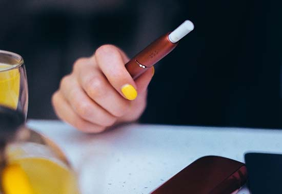 Разрешается ли в торговых центрах курение IQOS