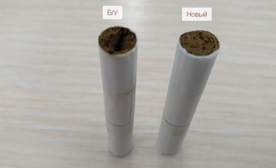 Разрешается ли повторное курение стика от IQOS