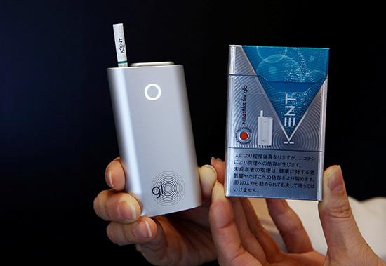 Что будет, если вставить в GLO обычную сигарету