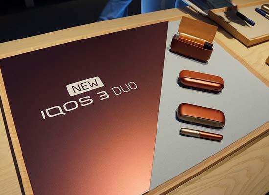 Новый дизайн и новая производительность нового IQOS