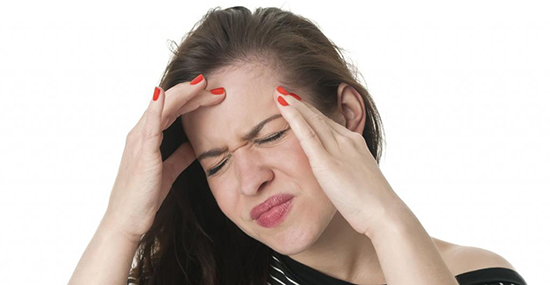 Причины головной боли после курения IQOS