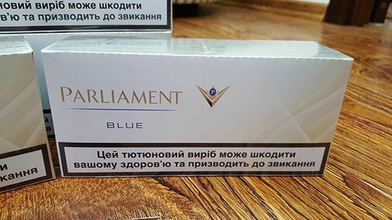 Стики для IQOS от известного бренда сигарет Парламент