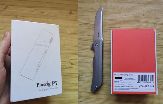 Электронная сигарета Pluscig P7: качественный и функциональный аналог с отличными характеристиками