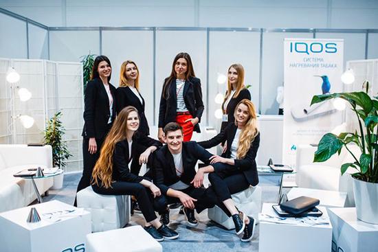 Мнение о работе в IQOS от сотрудников компании