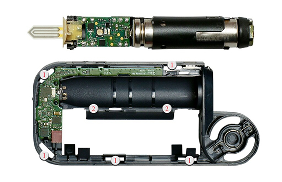 Замена и ремонт нагревательного элемента в IQOS