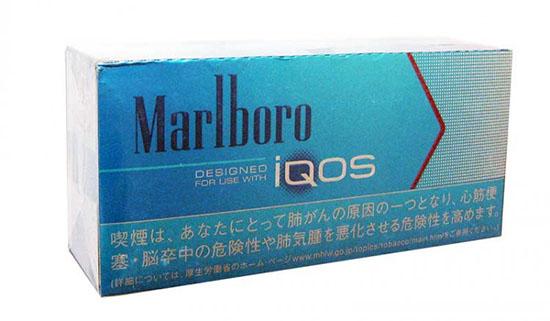 Описание вкуса синих стиков для IQOS