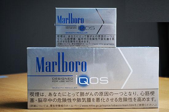 Обзор вкусов стиков от Marlboro для системы IQOS