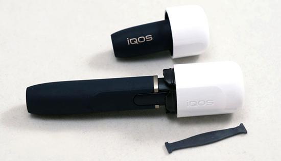 Обзор устройства для очистки нагревателя IQOS