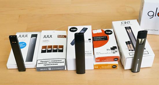 Обзор альтернативы сигаретам: система нагревания табака Juul